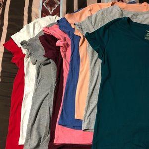 10 shirt bundle.. 2xl.. perfect condition